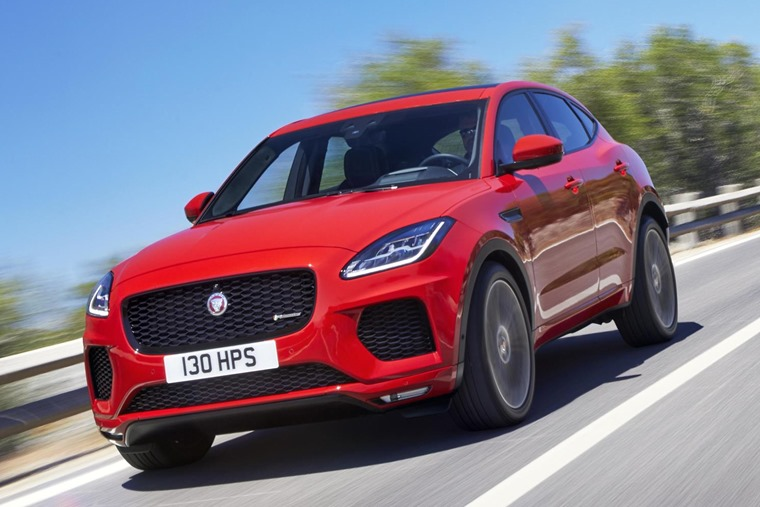 Review: Jaguar E-Pace