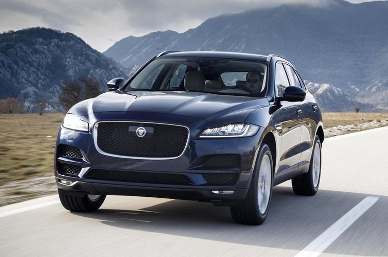 Jaguar F-Pace video review