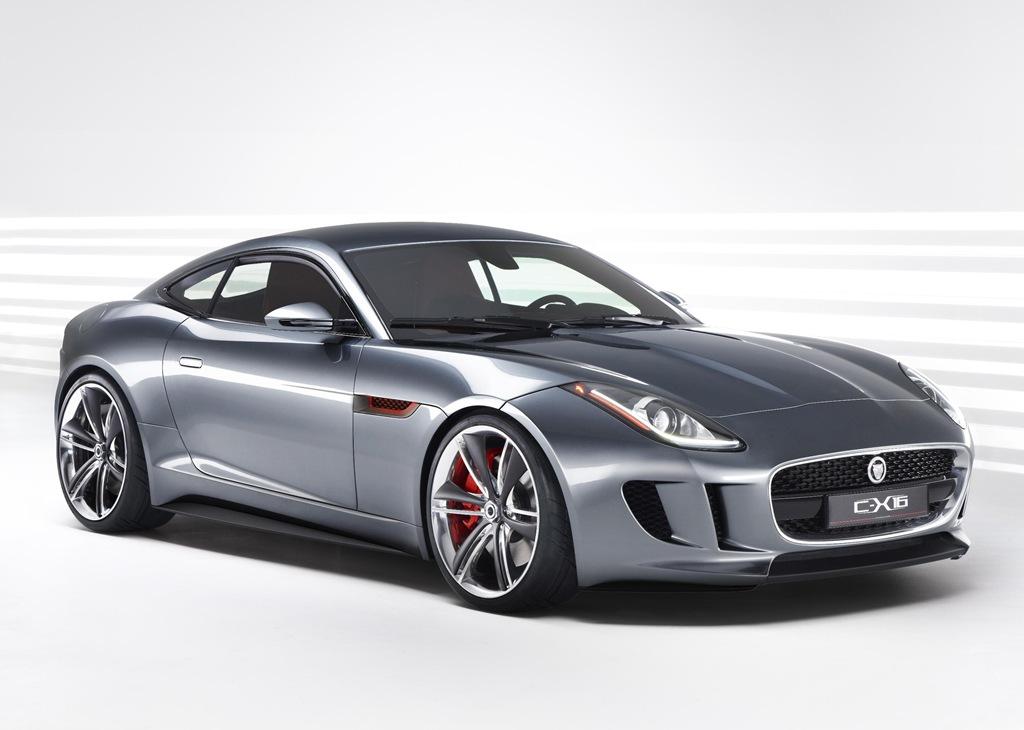 Jaguar C-X16 concept points the way for future Jaguar sports cars