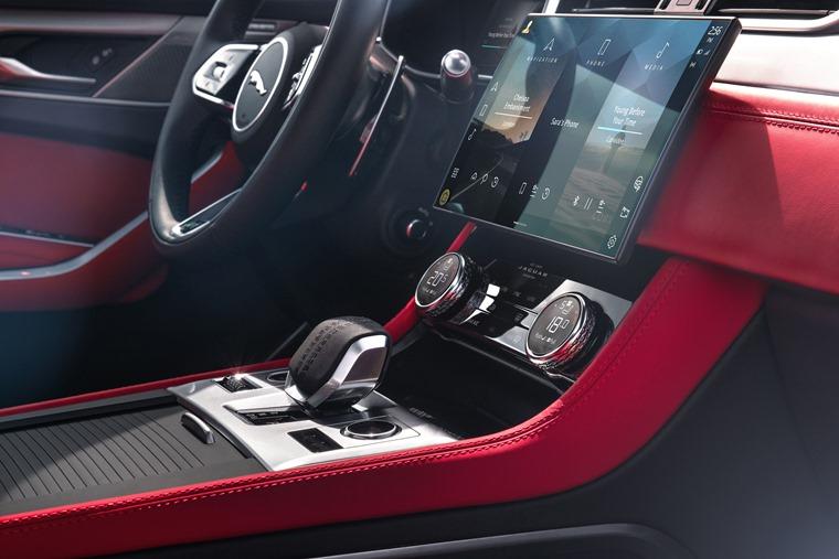Jaguar F-Pace 2020 interior 1