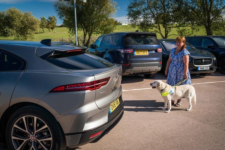 Jaguar I-Pace AVAS