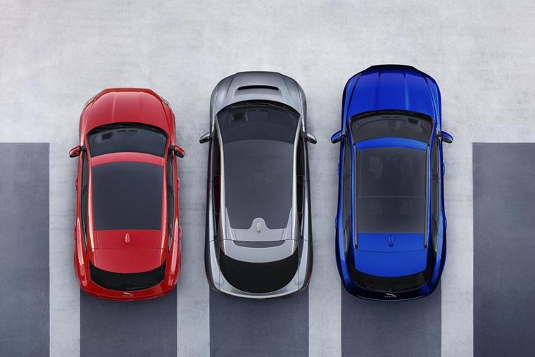 Jaguar's current SUV line-up