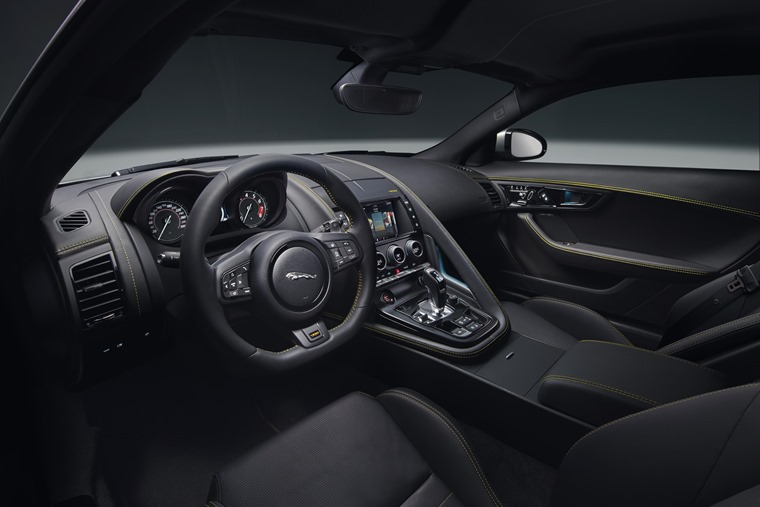 The interior has been enhanced and there's new tech too.