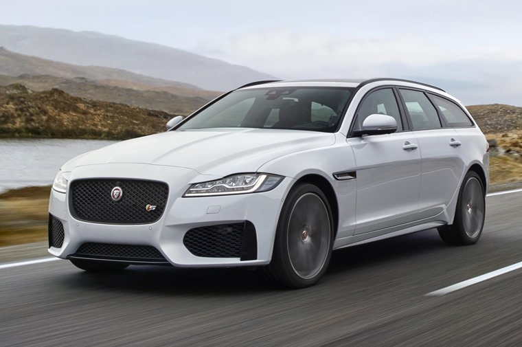 The XF Sportbrake brings something new to the German-dominated market.