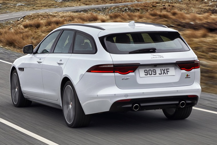 The XF Sportbrake offers something new in a part of the market largely dominated by German marques.