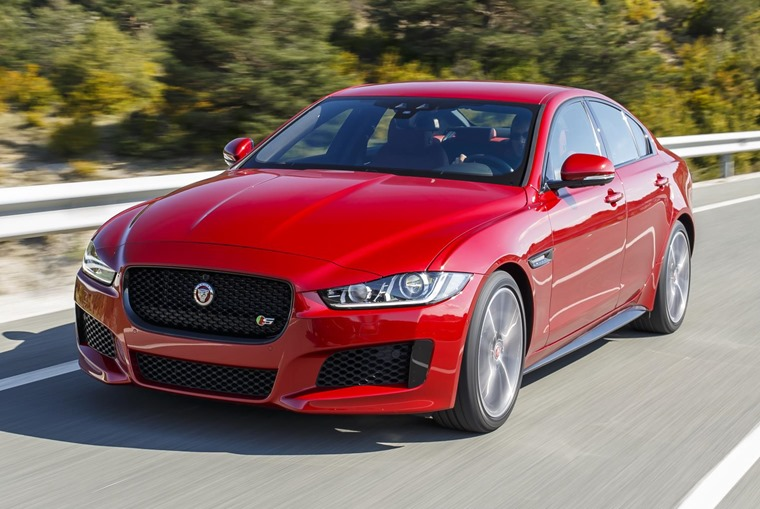 Jaguar XE - Image for illustration purposes