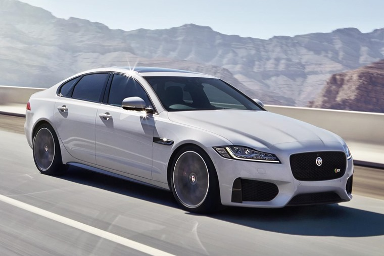 The New Xf Will Arrive In Showrooms This Autumn