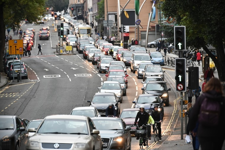 A study by Inrix has found that the typical UK motorist spent 31 HOURS stuck in rush hour traffic in 2017