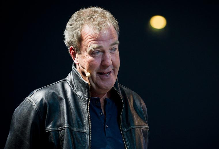 Jeremy Clarkson Top Gear Live