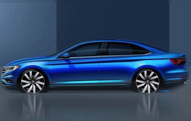 2018 Volkswagen Jetta render