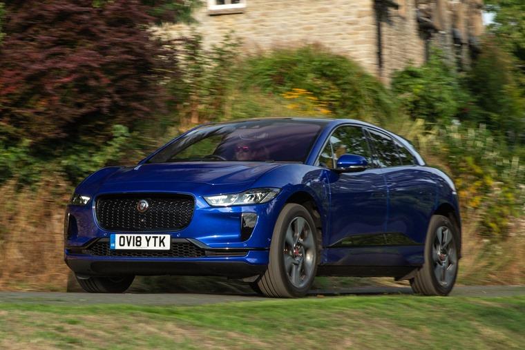 Jaguar I-Pace: a fun to drive EV?