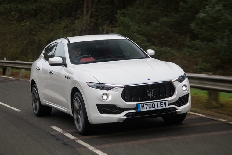 Maserati Levante 
