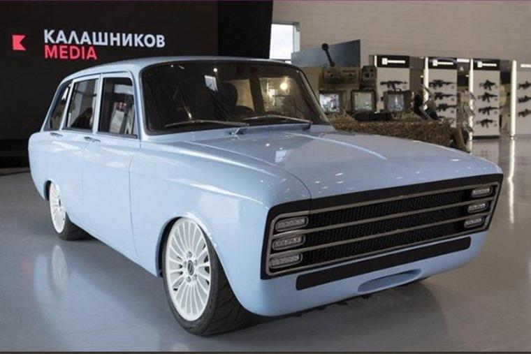 Kalishnakov CV-1