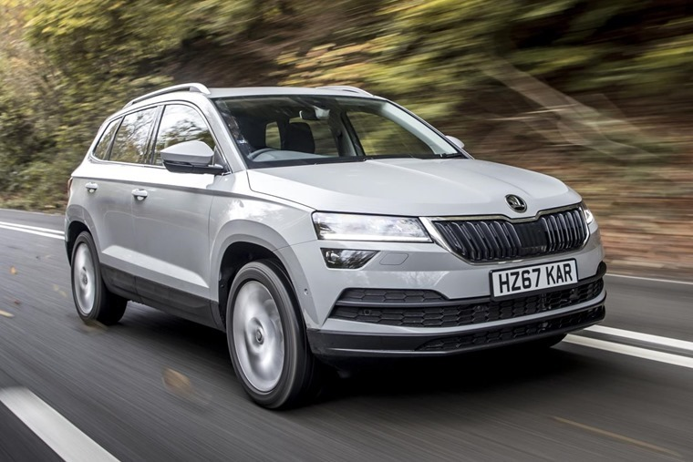 Skoda launches fleet-themed Karoq