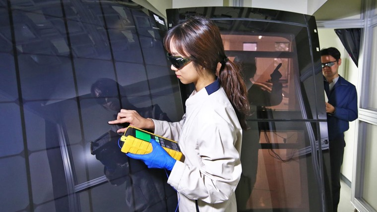 Kia and Hyundai reveal solar charging system technology to power future eco-friendly vehicles_1
