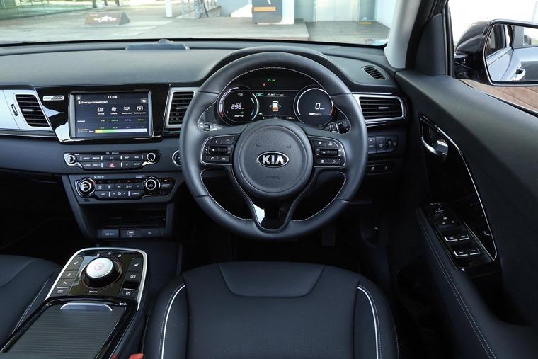 Kia e-Niro interior