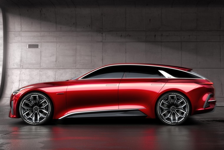 Its stance and proportions may be new, but the Proceed Concept features many of Kia's now familiar design motifs
