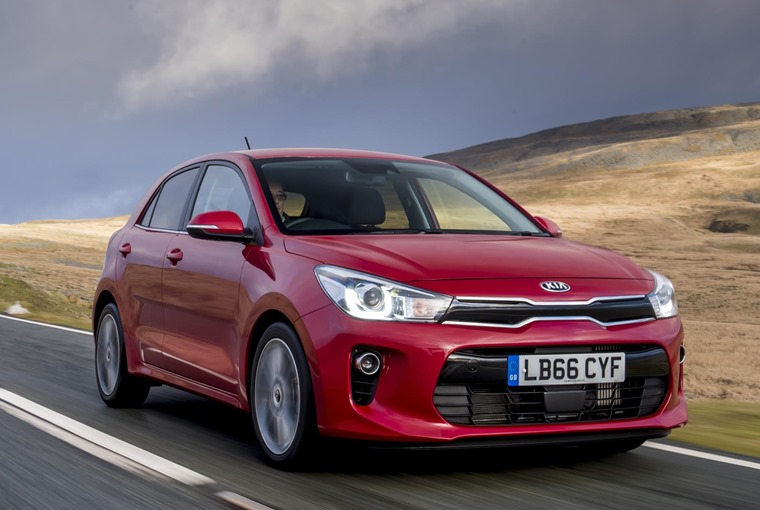 Kia Rio First Edition 1.0 T-GDi 20
