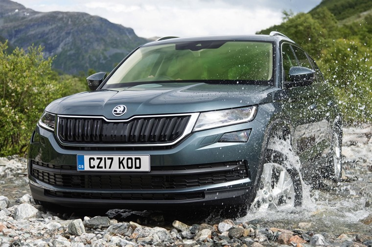 Price and specs have been revealed for the Skoda Kodiaq SUV.