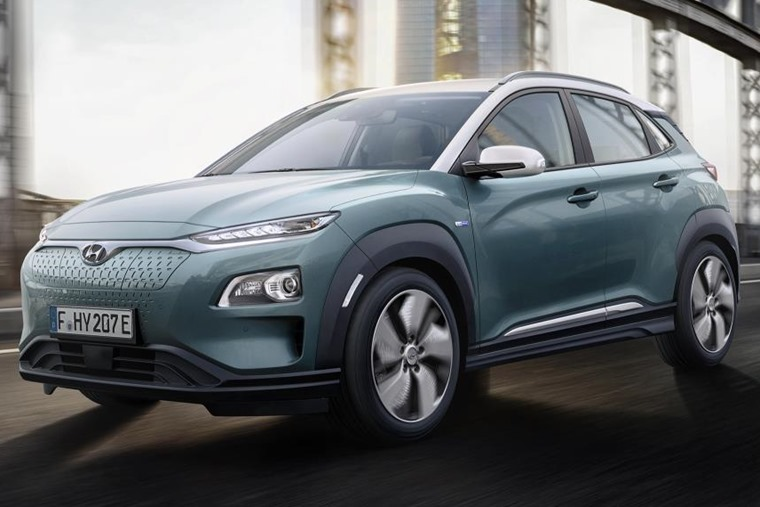 The Hyundai Kona Electric is set to be the first fully electric small SUV available in Europe.