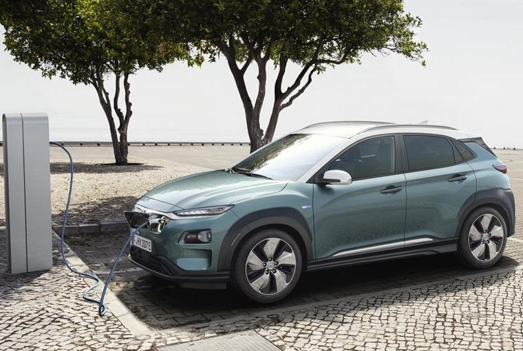 Hyndai Kona Electric 2018 Geneva Motor Show