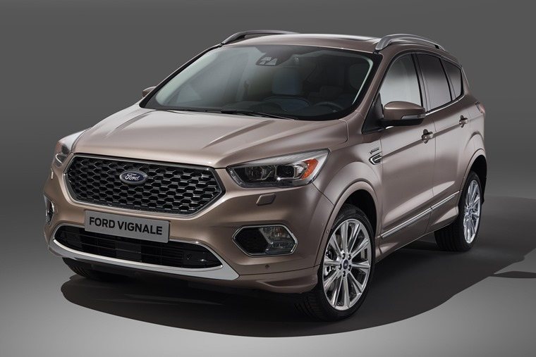 The Kuga is a popular SUV, but is it worth upgrading to the Vignale?