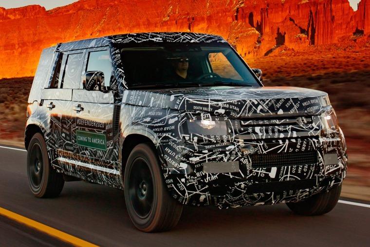 Land Rover Defender 2019 1