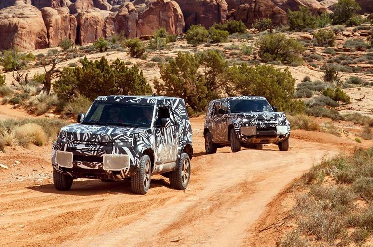 Land Rover Defender 2019 2