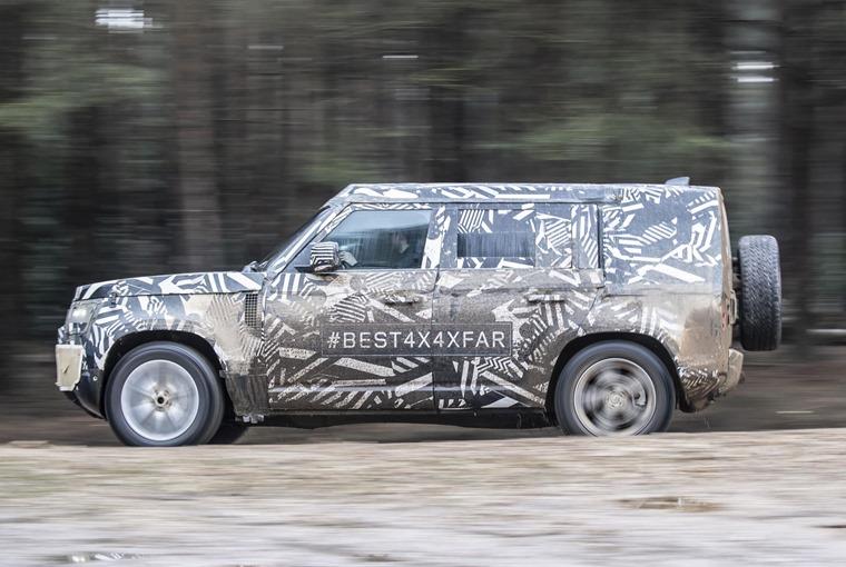 Land Rover Defender 2019 4