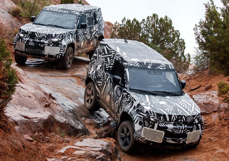Land Rover Defender 2019 5
