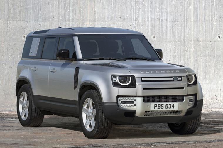 Land Rover Defender lead