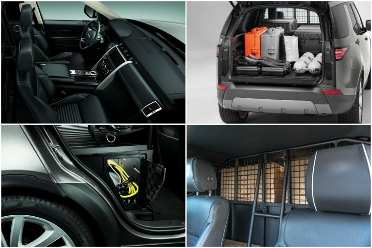 Land Rover Discovery CV