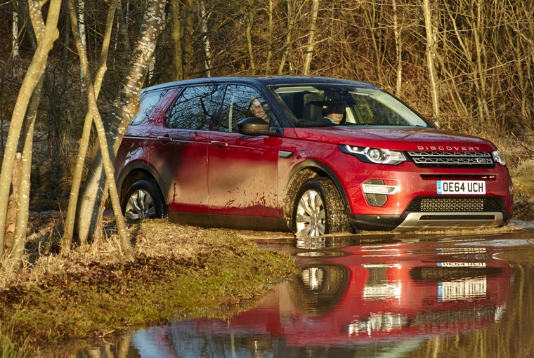 Review Land Rover Discovery Sport 2015 Leasing Com