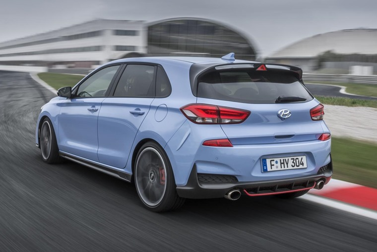 Will the i30 N be a gamechanger for the company when it arrives later this year?
