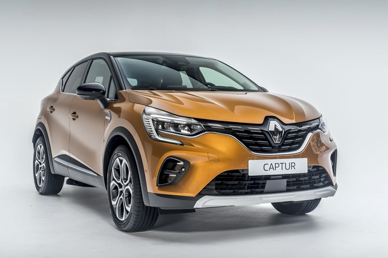 LEAD -RENAULT REVEALS ALL-NEW CAPTUR UK PRICING AND SPECIFICATIONS (5)
