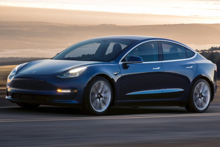 Tesla has revealed the Model 3, which is now ready for production.