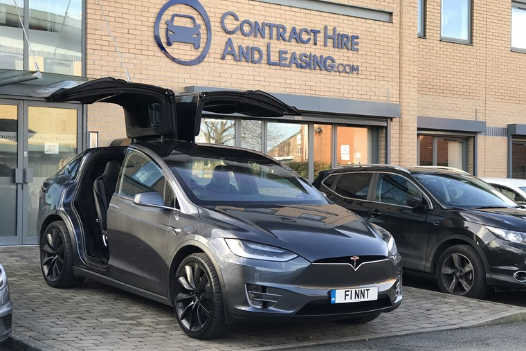 The Tesla Model X has landed at ContractHireAndLeasing.
