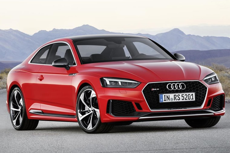 Audi RS 5 Coupe 2017