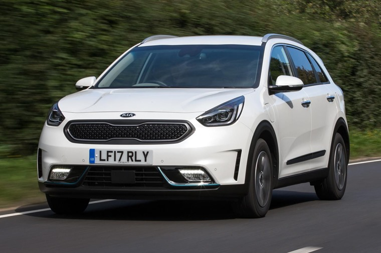 This plug-in hybrid (PHEV) is the latest addition to the Niro range.