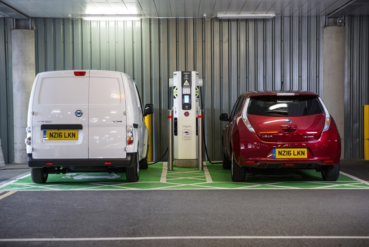 Electric recharging stations could outnumber traditional fuel stations by 2020