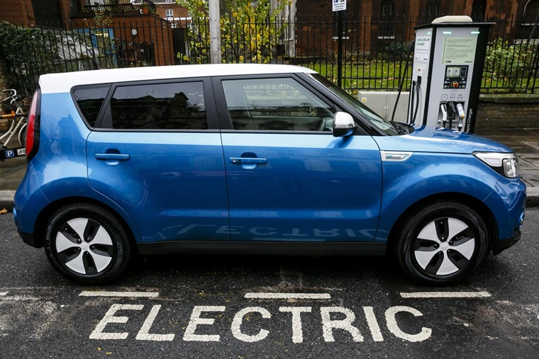 Public EV chargers may be a more common scene in city centres, but there's still vast areas that aren't covered by a network.