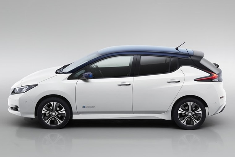 It's possible future Infinitis will make use of the underpinnings from the new Nissan Leaf.