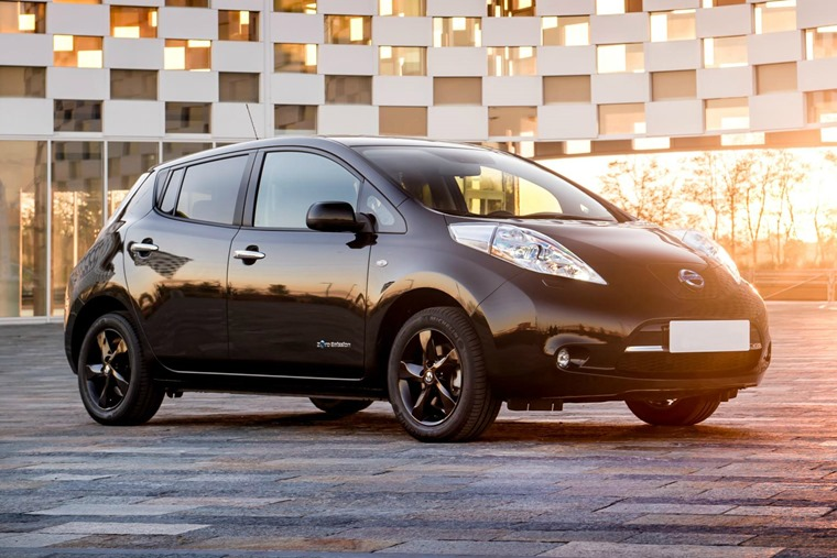 Nissan Leaf (outgoing)