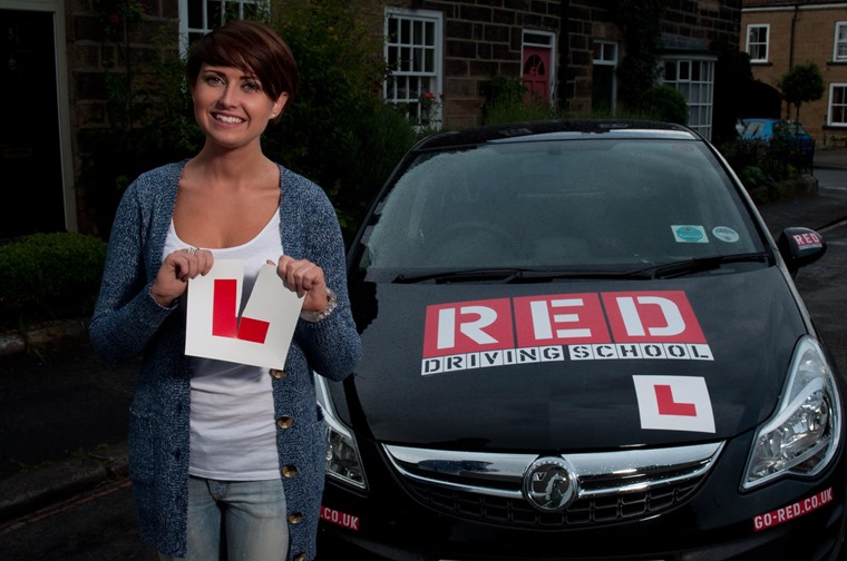 Learner driver passes test