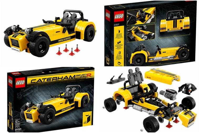 Lego Caterham