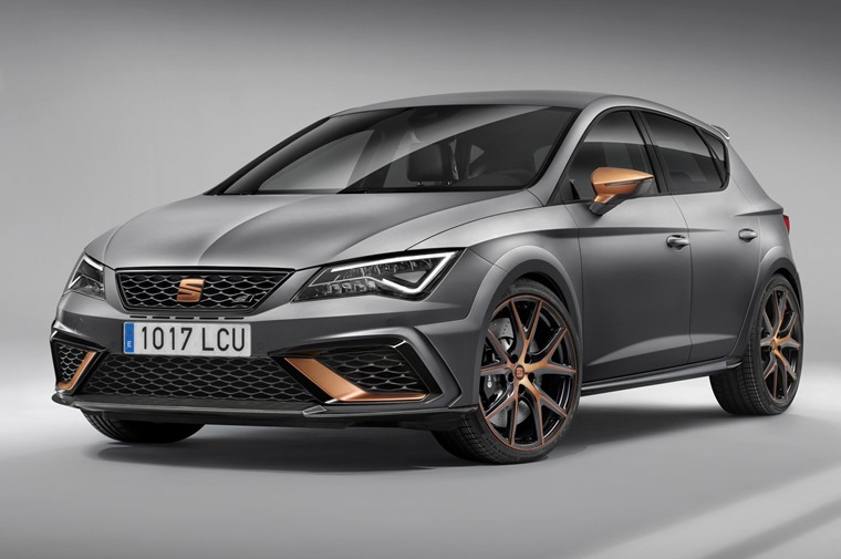 New Seat Leon Cupra R is the most powerful road-going car Seat has ever made.