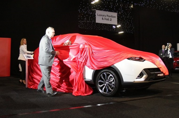 Manufacturers still seem reluctant to reveal new models at the show (with the exception of MG).