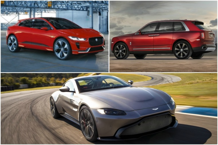 London Motor Show preview