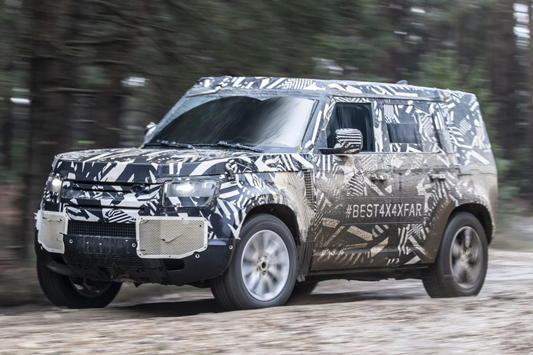 New Land Rover Defender 2019