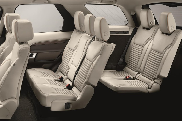Despite the extra luxuries, it'll be more practical than ever thanks to its 7 seats and humungous boot.